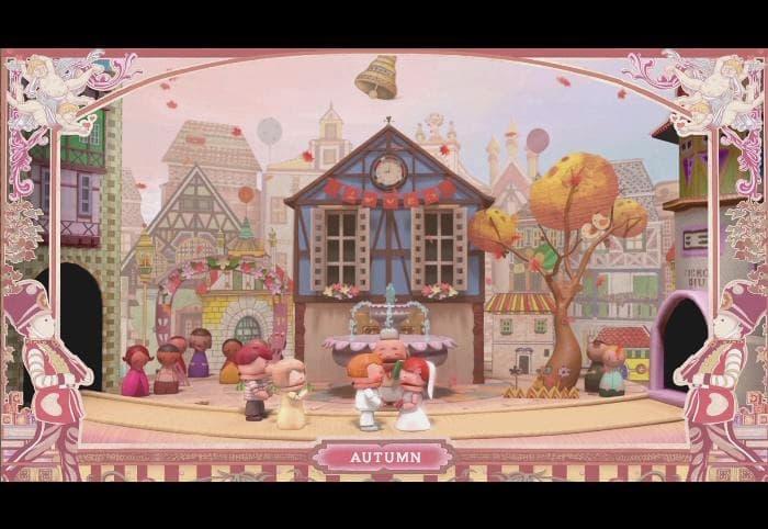 02.「咕咕鐘」以木偶人物來敘述一段家庭成長的故事