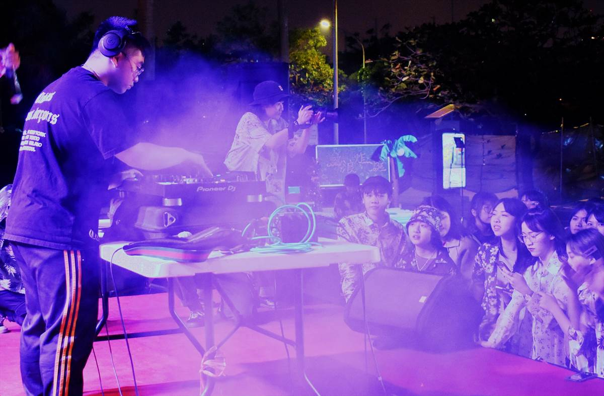02.公廣系DJ Party time